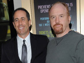 Jerry Seinfeld To Appear In New Season Of 'Louie'