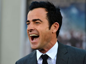 Justin Theroux's New Gig!