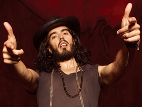 Russell Brand To Tour New Zealand!