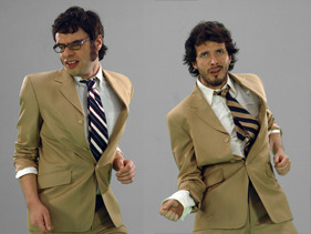 Flight Of The Conchords Join Forces With Cure Kids