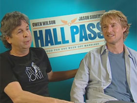 Owen Wilson & Peter Farrelly Interview