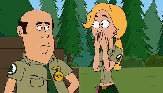 Watch 'Brickleberry' Episode 8 Sneak Peek