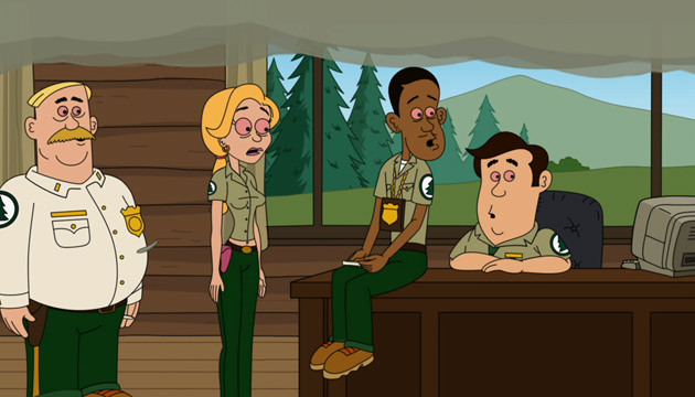 Watch 'Brickleberry' Episode 9 Sneak Peek