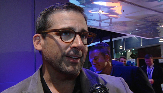 Steve Carrell interview!