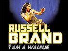 Review: Russell Brand 'I am a Walrus' Tour 2012