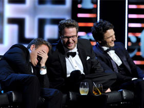 The Five Best Jokes From 'The Comedy Central Roast Of James Franco'
